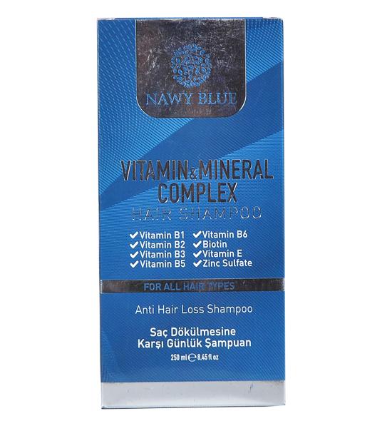 VITAMIN & MINERAL COMPLEX HAIR SHAMPOO